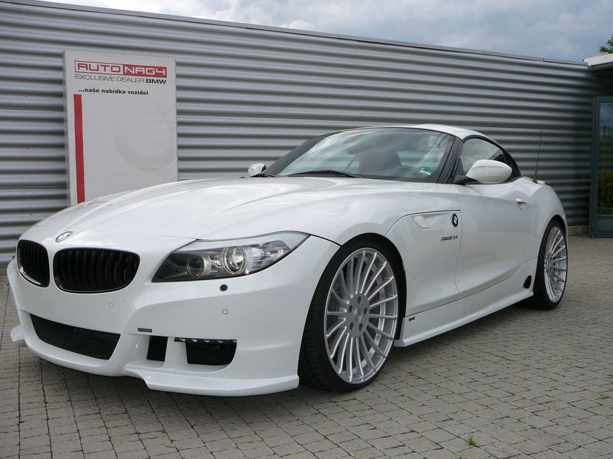 ada z bmw z4 hamann body kit hamann motorsport tuning autonagy. Black Bedroom Furniture Sets. Home Design Ideas